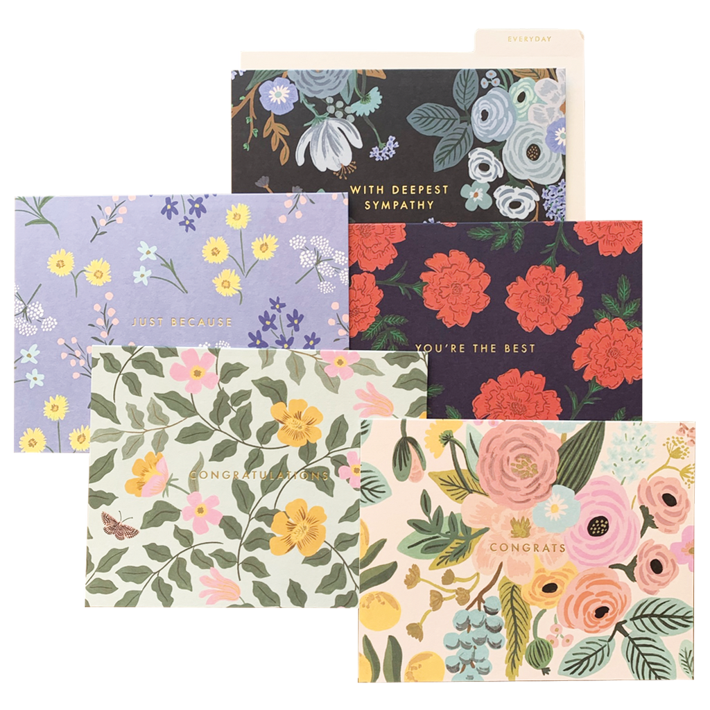 Mixed Florals Essentials Box
