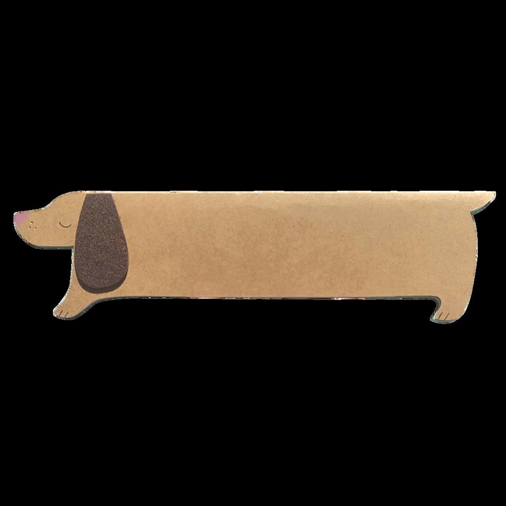 Sausage Dog Notebook