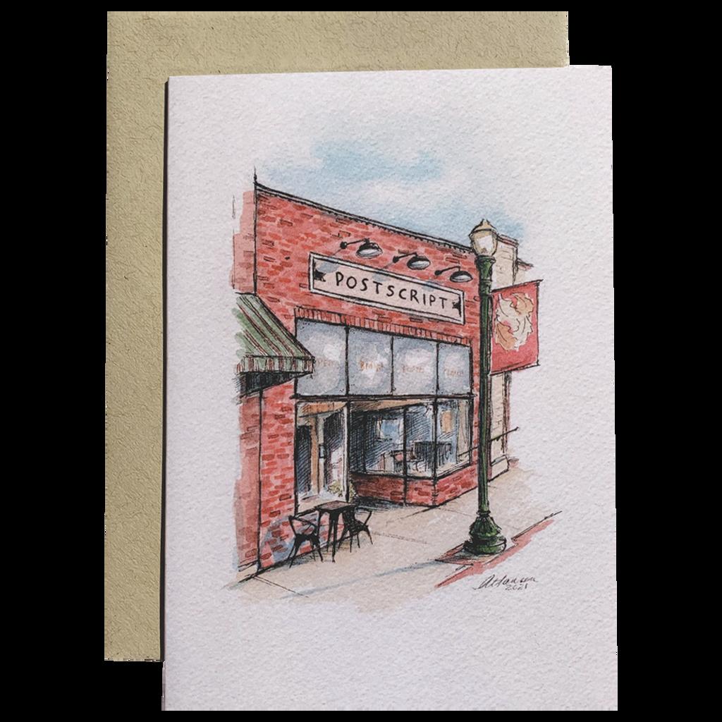 Postscript Storefront