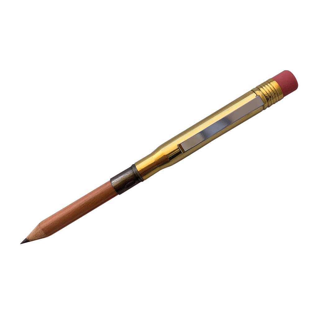Brass Bullet Pencil