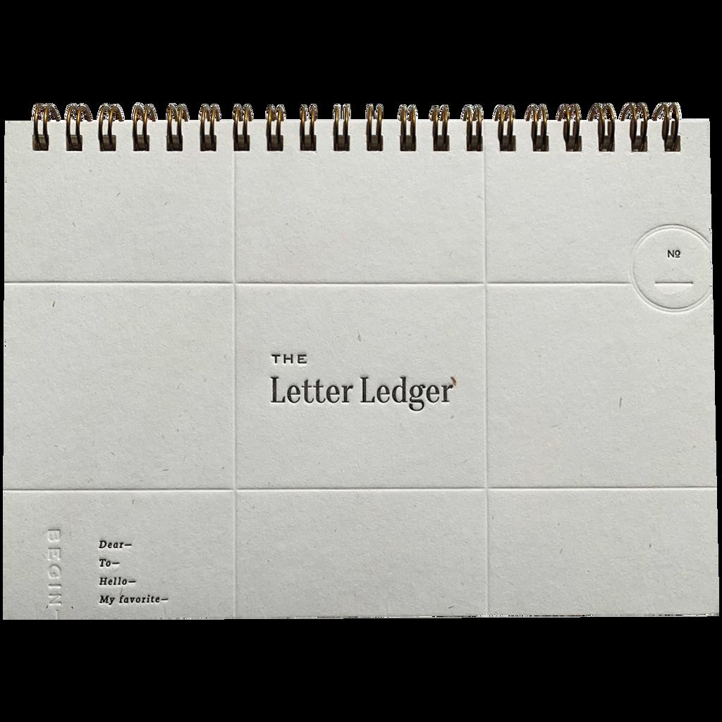 Letter Ledger