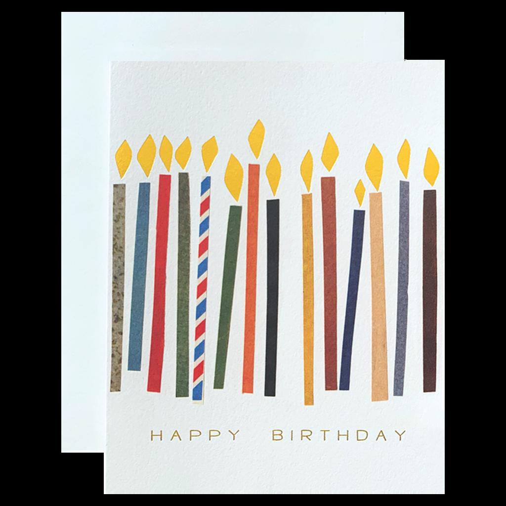 Candles Foil