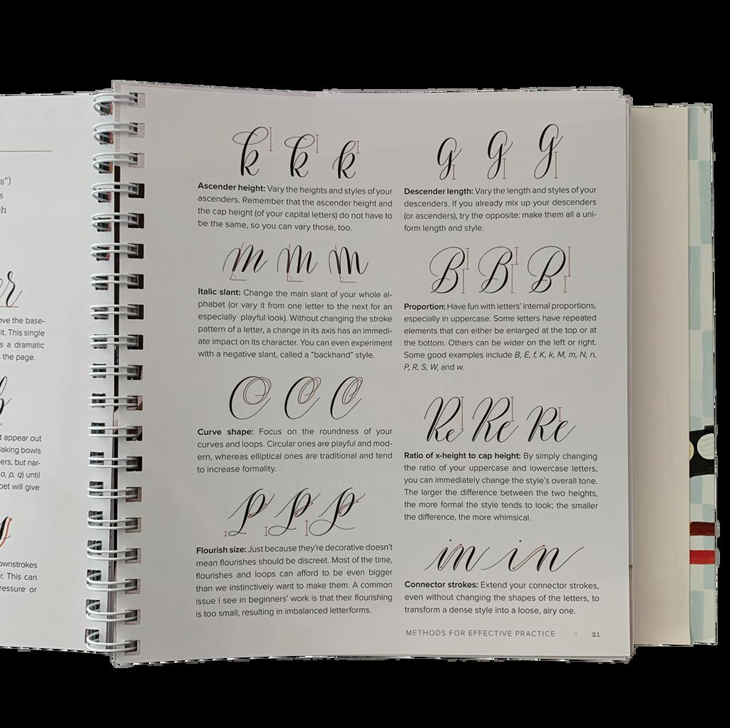 Mastering Modern Calligraphy