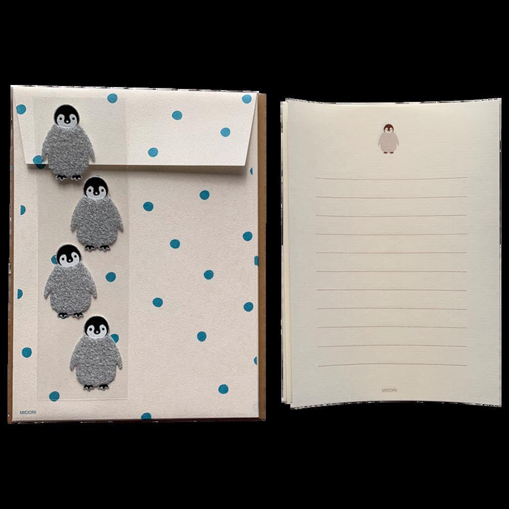 Letter Set Penguin