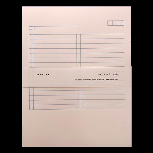 Project Pad 01