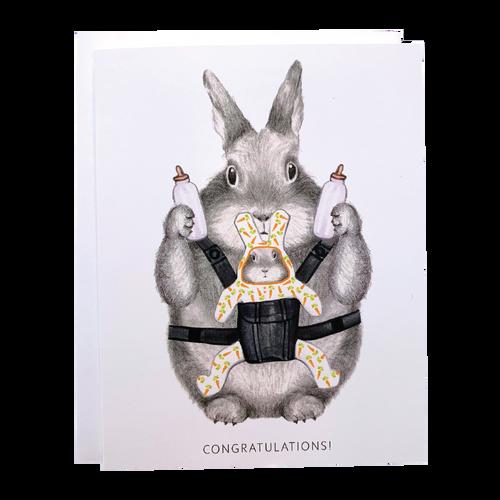 New Parent Bunny