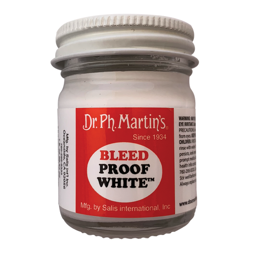 Bleedproof White