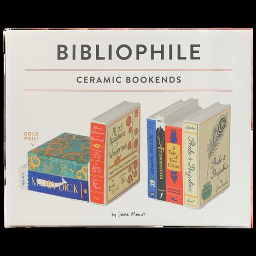 Bibliophile Bookends
