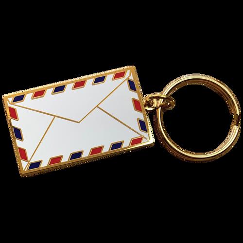 Airmail Keychain