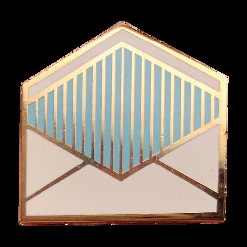 Envelope Pin