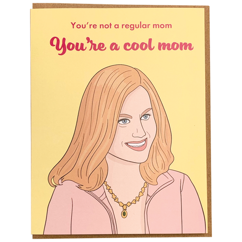 Cool Mom Mean Girls