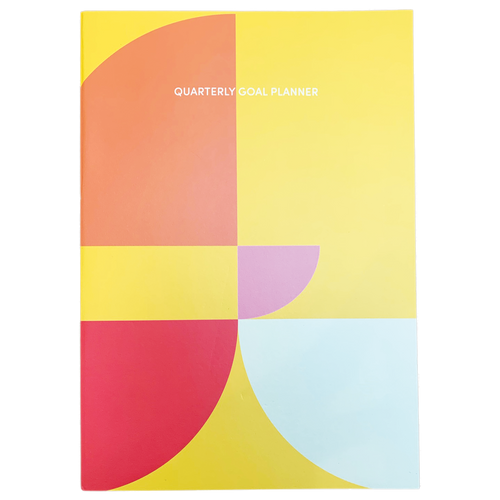 Poketo Quarterly Planner