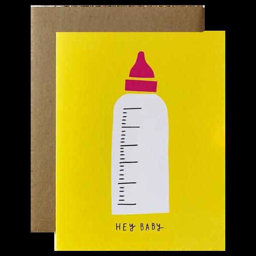 Hey Baby Bottle