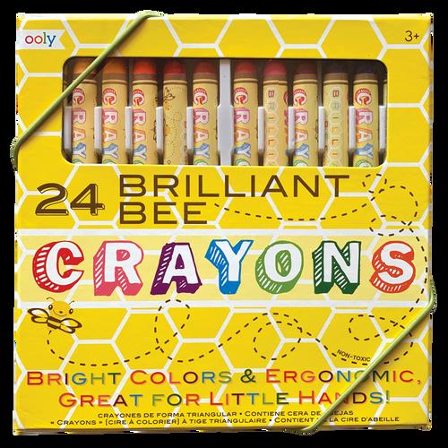 Beeswax Crayons 24pk