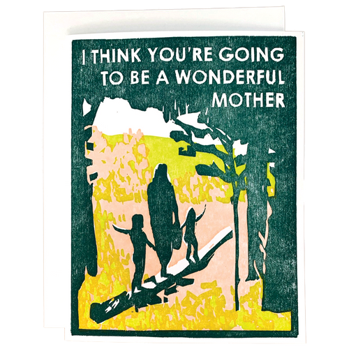 To Be A Wonderful Mother