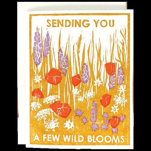 Sending You Wild Blooms