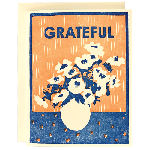 Grateful for Anemonies