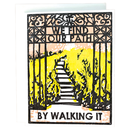 We Find Our Path