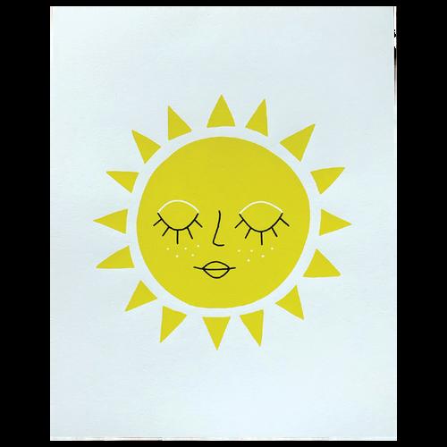 Sun Kids Print