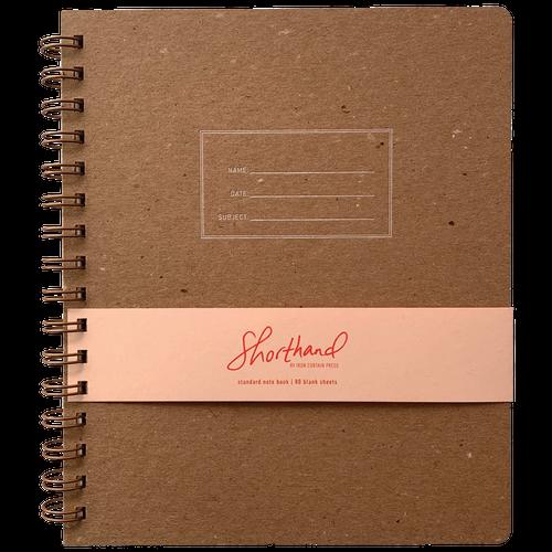 Standard Notebook Sketch