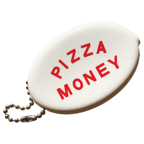 Pizza Coin Pouch