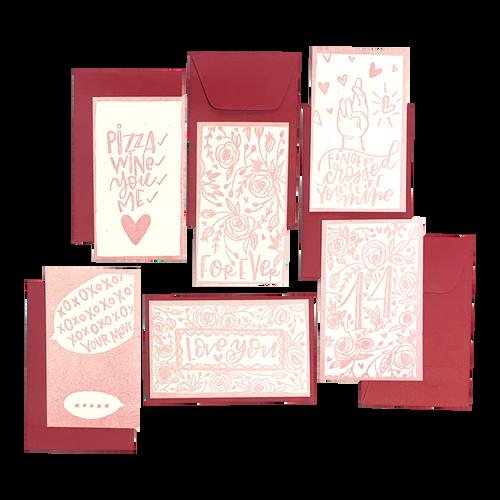 Valentine Set - Sweetcheeks