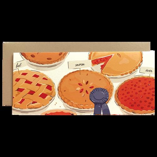 Mom Pie Contest