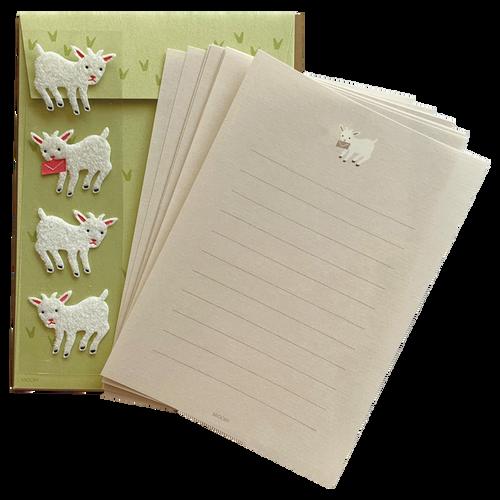 Letter Set Goat