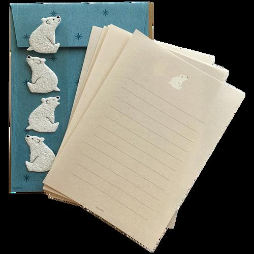 Letter Set Polar Bear