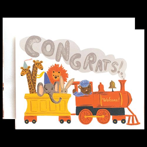 Little Engine Congrats