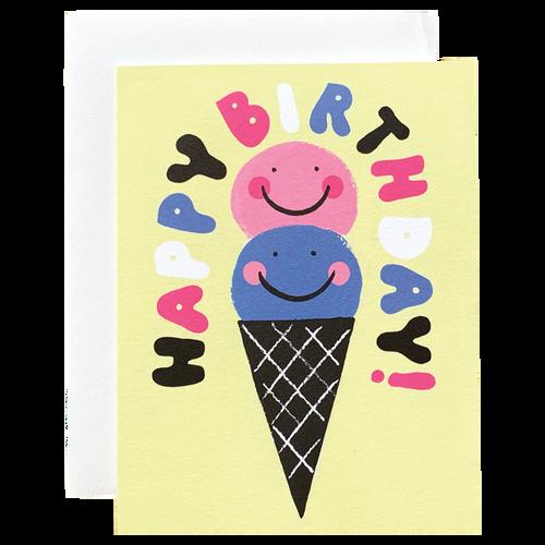 Birthday Ice Cream