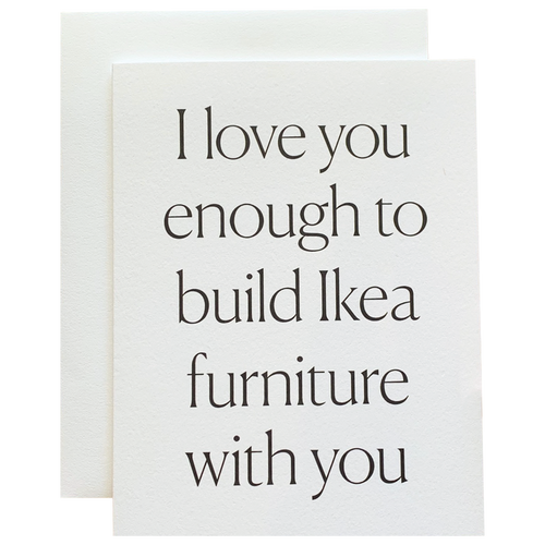 Build Ikea with You