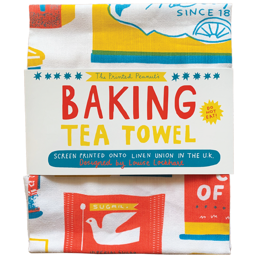 Baking Tea Towel