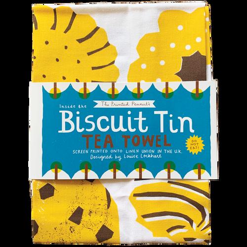 Biscuit Tin Tea Towel