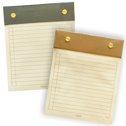 SI Post Bound Notepad