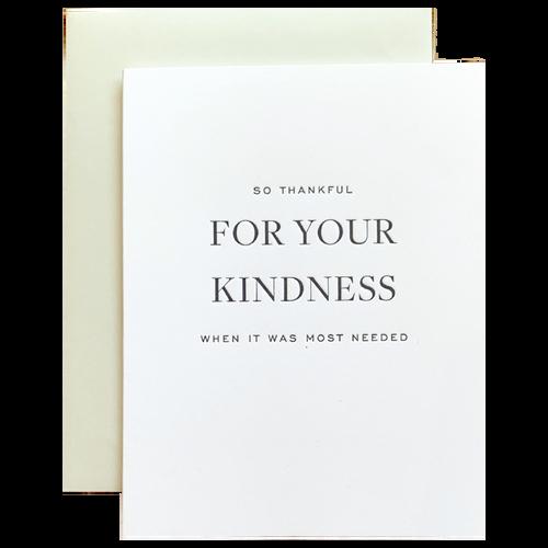 Kindness Card