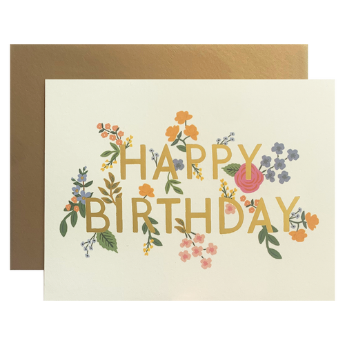 Wildwood Birthday