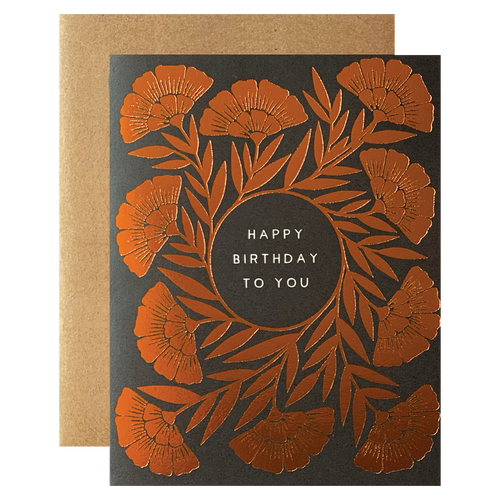 HBD to You Copper Foil