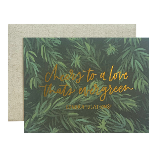 Evergreen Wedding