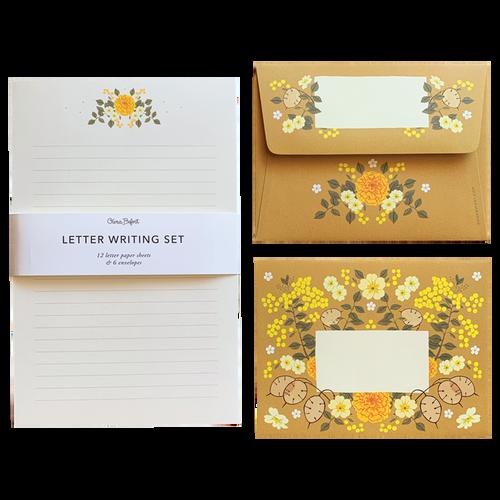 Sunrise Letter Set