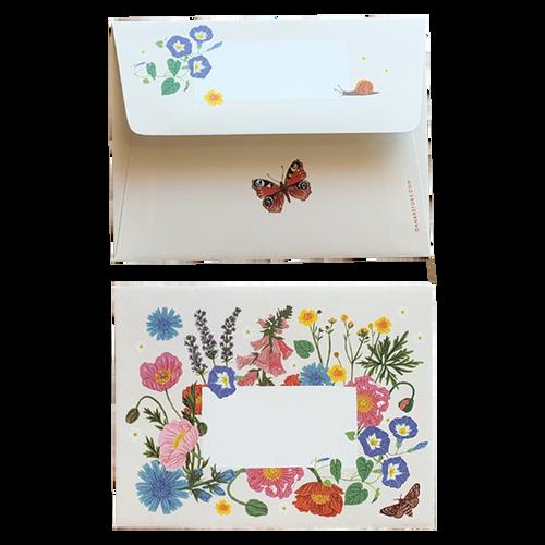 Prairie Boxed Envelopes