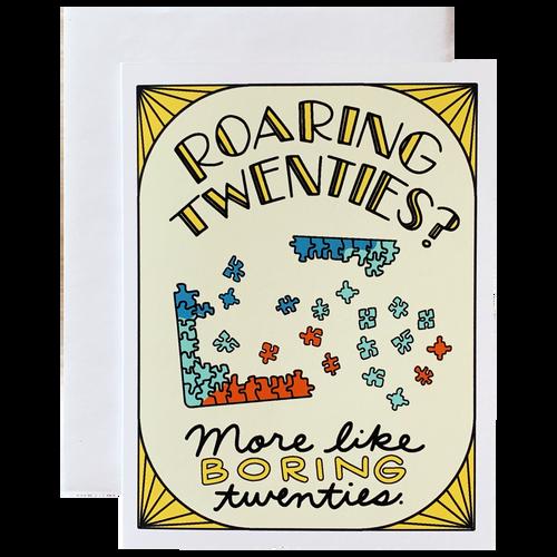 Boring Twenties