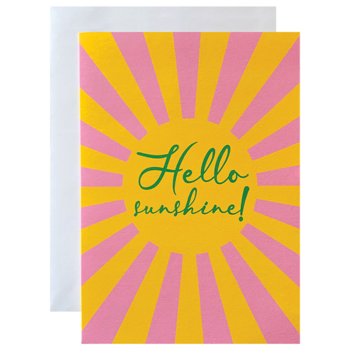 Hello Sunshine Biodegradable