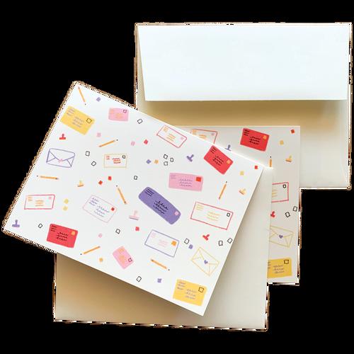 Mail Pattern Boxed Set