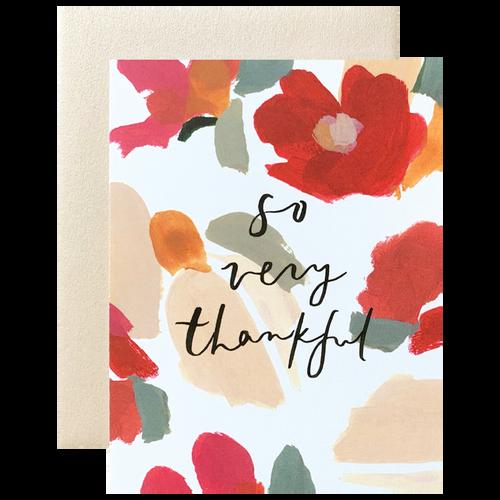 So Very Thankful Marigold