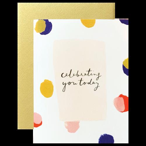 Celebrating You Today