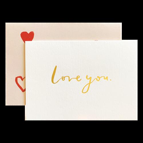 Hearts Love You