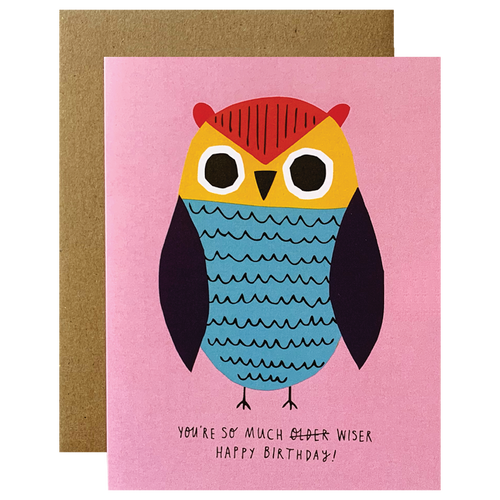 Wiser Owl
