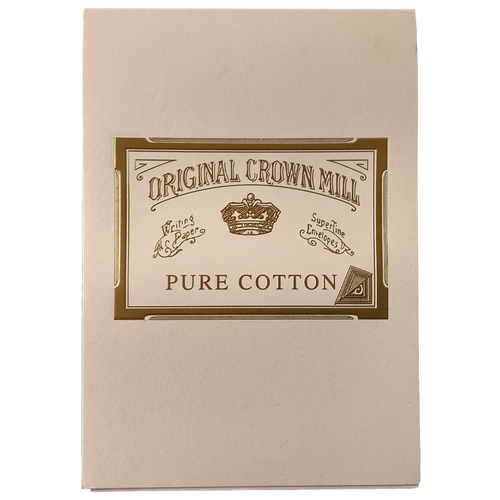 Crown Mill Cotton Pad