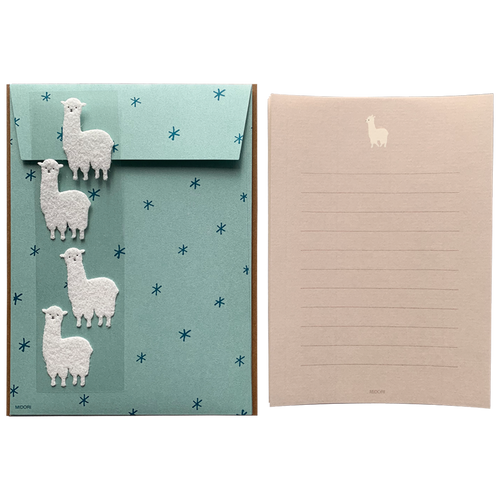 Letter Set Alpaca